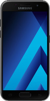 Samsung Galaxy A3 2017 ~ Black