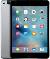 Apple iPad Mini 4 128GB WiFi CELL ~ Space Gray