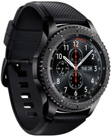 Samsung Gear S3 Frontier ~ Space Gray