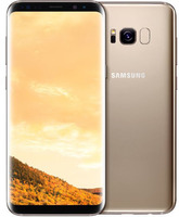 Samsung Galaxy S8 ~ Maple Gold