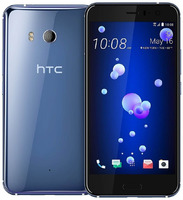 HTC U11 128GB D/SIM ~ Amazing Silver