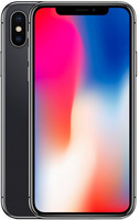 Apple iPhone X 64GB ~ Space Gray