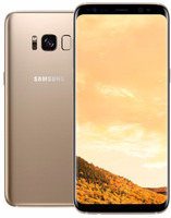 Samsung Galaxy S8 Plus ~ Maple Gold
