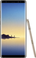 Samsung Galaxy Note 8 ~ Maple Gold